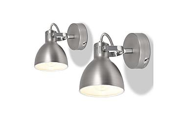Vägglampa Luxenberg 2-pack