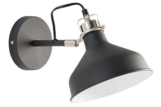 Vägglampa Marlyn - Svart - Belysning - Inomhusbelysning & Lampor - Vägglampa