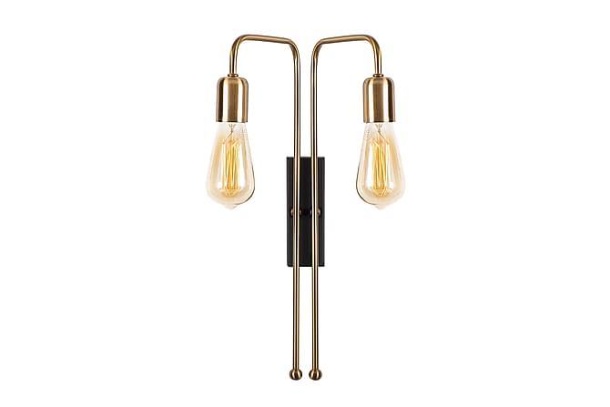 Vägglampa Mum Antik/Svart - Opviq - Belysning - Inomhusbelysning & Lampor - Vägglampa