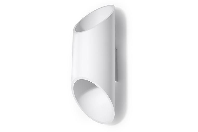 Vägglampa Penne Vit - Sollux Lighting - Belysning - Inomhusbelysning & Lampor - Vägglampa