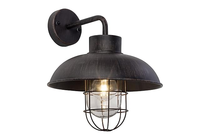 Vägglampa Peredur Hängande Dimbar - Rost - Belysning - Inomhusbelysning & Lampor - Vägglampa