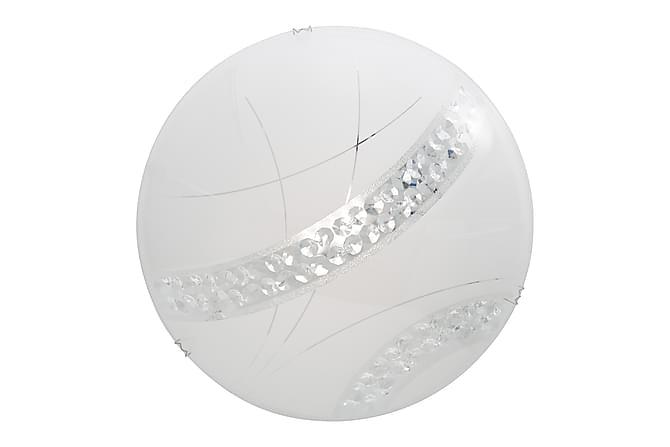 Vägg/Taklampa Pirjo LED - Vit|Transparent - Belysning - Inomhusbelysning & Lampor - Vägglampa