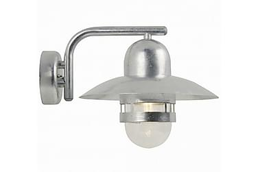 Vägglampa Nibe 28 cm Galvaniserat Stål