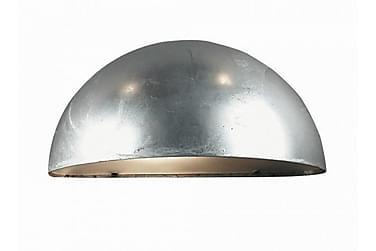 Vägglampa Scorpius 27 cm Maxi Galvaniserat Stål