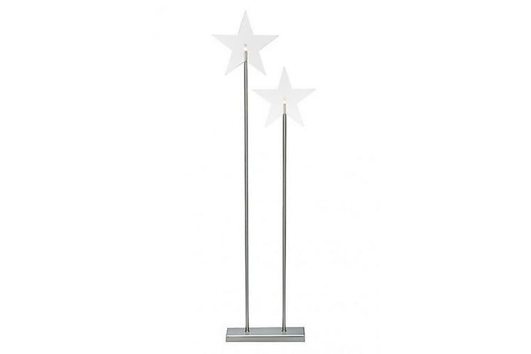 Ljusstake Getinge LED Stål - Markslöjd - Belysning - Julbelysning - Adventsljusstake