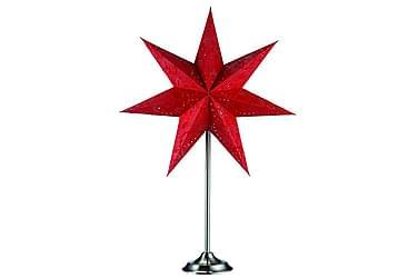 Bordstjärna Aratorp 64 cm Röd