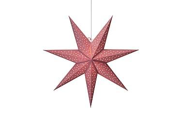 Clara Hängande Stjärna 75 Rosa
