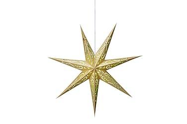 Julstjärna Elin Guld/Grön