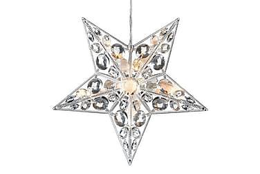 Julstjärna Härnösand 40 cm Akryl