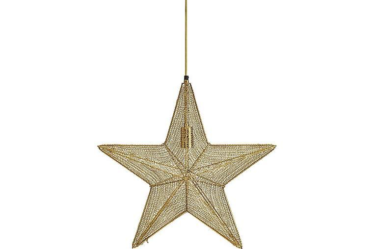 Orion Hanging Star Guld - PR Home - Belysning - Julbelysning - Adventsstjärna