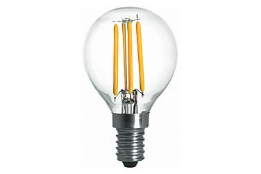 LED-lampa Klot 1,8W E14 2700K Filament Klar