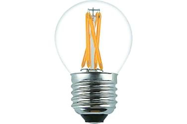 LED-lampa Klot 1,8W E27 2700K Filament Klar