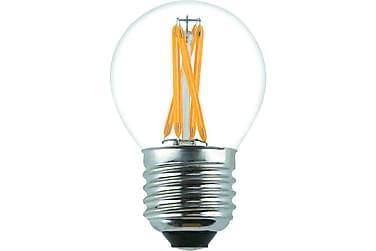 LED-lampa Klot 3,6W E27 Dim Filament Klar
