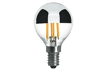 LED-lampa Klot/Topp 1,8W E14 2700K Filament