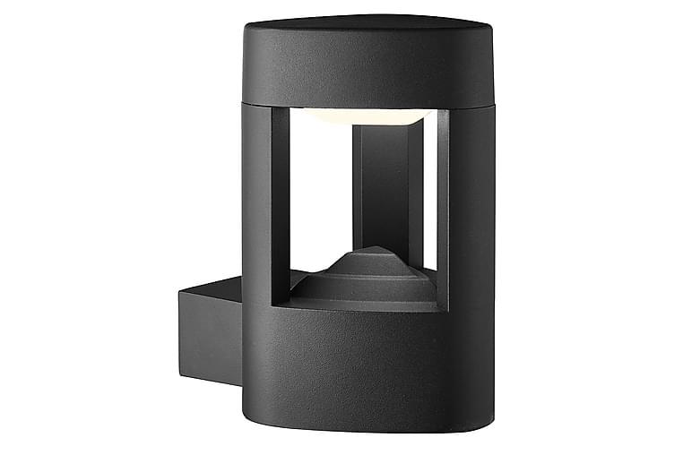 Fasadbelysning 13 cm LED Mörkgrå - Searchlight - Belysning - Utomhusbelysning - Fasadbelysning