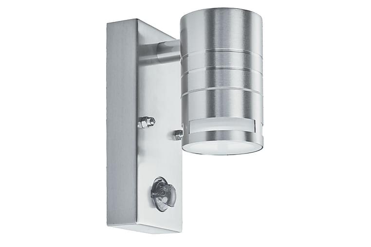 Utelampa 1L LED Pir Wall Bracket Glas - Searchlight - Belysning - Utomhusbelysning - Fasadbelysning