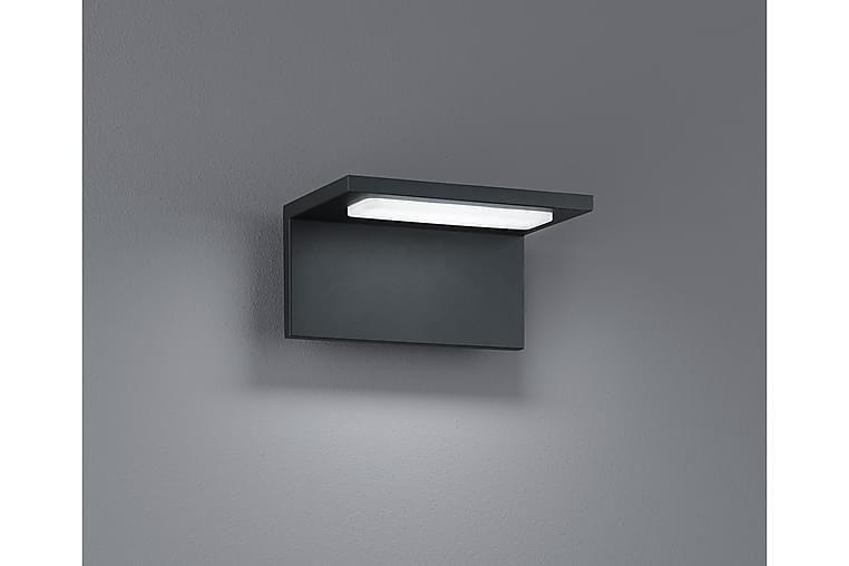 Vägglampa Trave Grå - Trio Lighting - Belysning - Utomhusbelysning - Fasadbelysning
