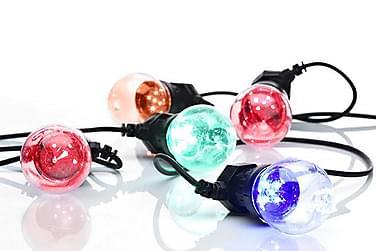 Ljusslinga Dakke 10L Multifärgad