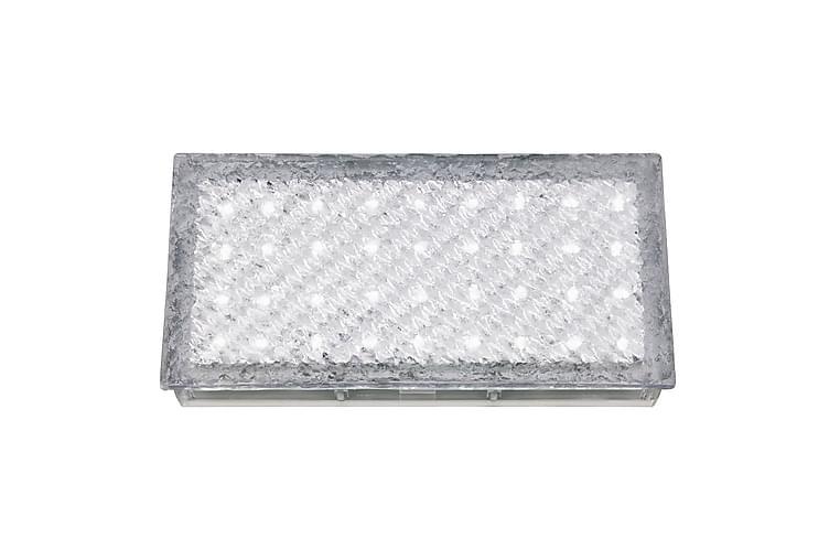 Utelampa LED Recessed Walkover Clear Vit - Searchlight - Belysning - Utomhusbelysning - Markbelysning