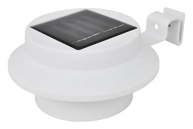 Ytterbelysning LED Vit 6-pack Solcell - Vit - Belysning - Utomhusbelysning - Utelampor