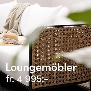 Loungemöbler - Handplockade favoriter!