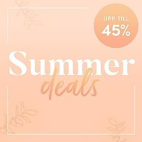 Summer deals - Fantastiska priser på utemöbler!