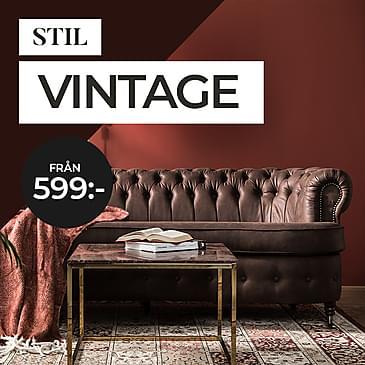 Shoppa efter stil - Vintage
