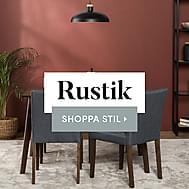 SHOPPA EFTER STIL - Rustik