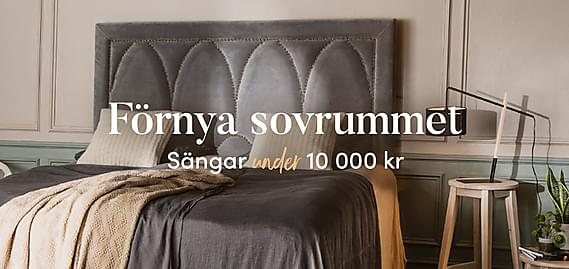 Förnya sovrummet