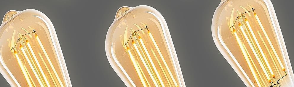 Glödlampor & ljuskällor