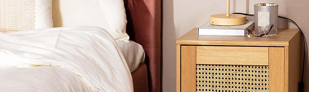 Sängbord & nattduksbord