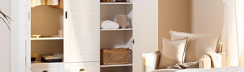 Garderober & garderobssystem