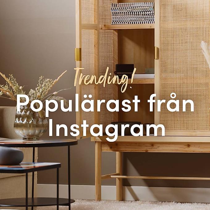 Populärast från Instagram