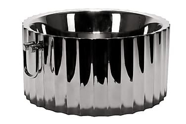 Vinkylare/Skål Dufresne 37 cm Spegelsilver