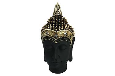 Dekoration Amitai Buddha Huvud 10x19 cm