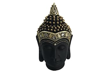 Dekoration Amitai Buddha Huvud 15x27 cm
