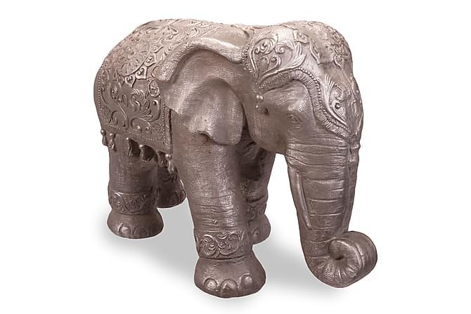 Dekoration Elefant Dinsmore - Silver - Inredning - Dekoration - Inredningsdetaljer