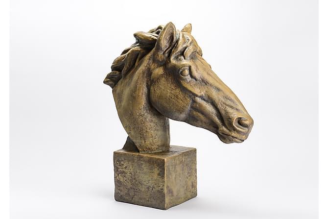 Figur Phothisane 55x62 cm - Brons - Inredning - Dekoration - Inredningsdetaljer