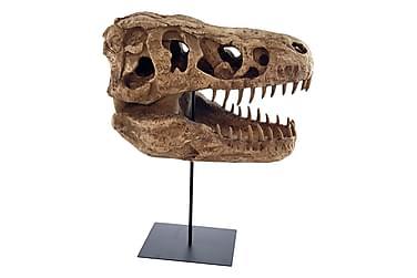 Skalle T-Rex Poly 49x29x50 cm