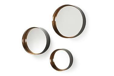 Speglar Wilson 3 st 30 cm