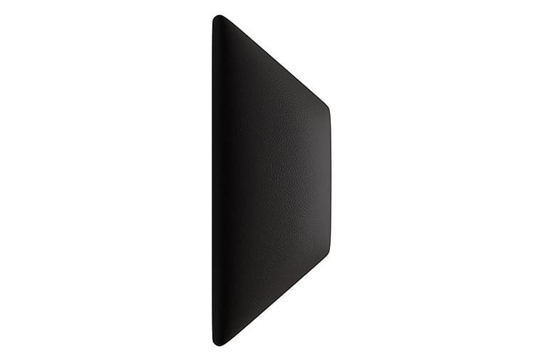Väggpanel Sharnel Stoppad 18x36 cm - Svart - Inredning - Dekoration - Inredningsdetaljer