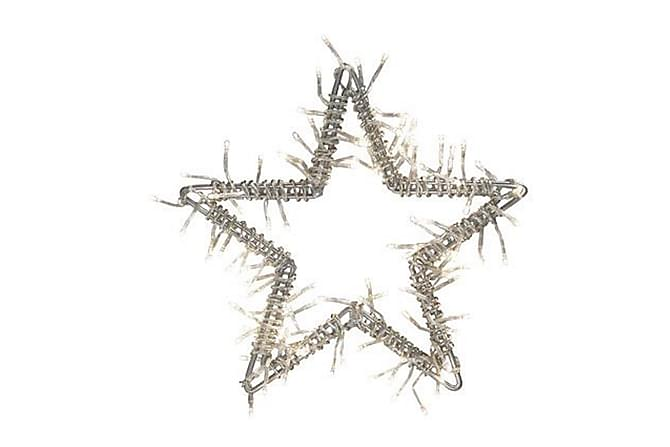 Dekorationsbelysning Stjärna Nina Silver - Markslöjd - Inredning - Dekoration - Julpynt & juldekoration