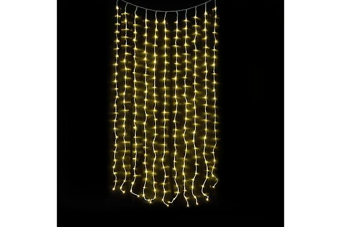 Ljusnät LED 8 x 0.4M - Vit - Inredning - Dekoration - Julpynt & juldekoration