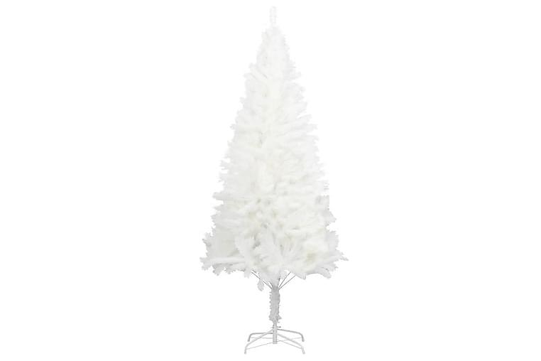 Plastgran verklighetstrogna barr vit 210 cm - Vit - Inredning - Dekoration - Julpynt & juldekoration