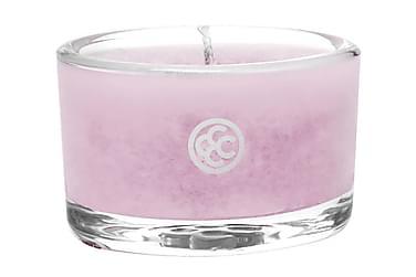 Doftljus Glass Tealight Pink Cherry Bloss