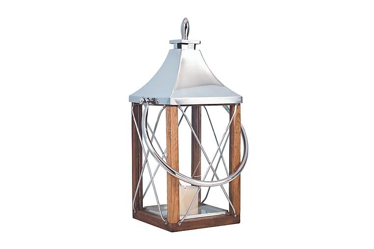 Ljuslykta 25x25 cm - AG Home & Light - Inredning - Dekoration - Ljusstakar & ljuslyktor