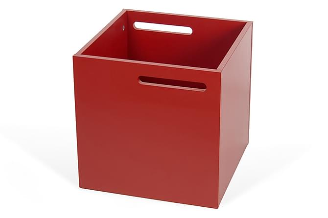 Förvaringslåda Berlin 34 cm Röd - Temahome - Inredning - Förvaringslådor & korgar - Lådor