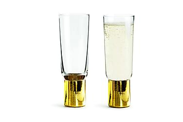 Champagneglas Club 2-pack