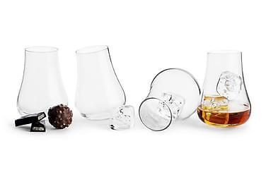Club Avecglas med rundad botten 4-pack