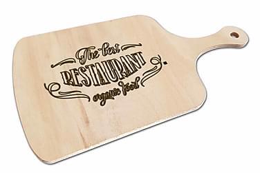 Skärbräda Kitchen Wood 38 cm Plywood